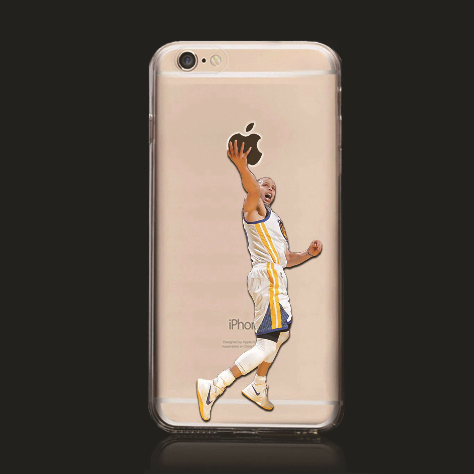 the best attitude 057e9 ffc9d Details about NBA Golden State Warriors Hard Shell iPhone 6 iPhone 6s Case  Cover Stephen Curry