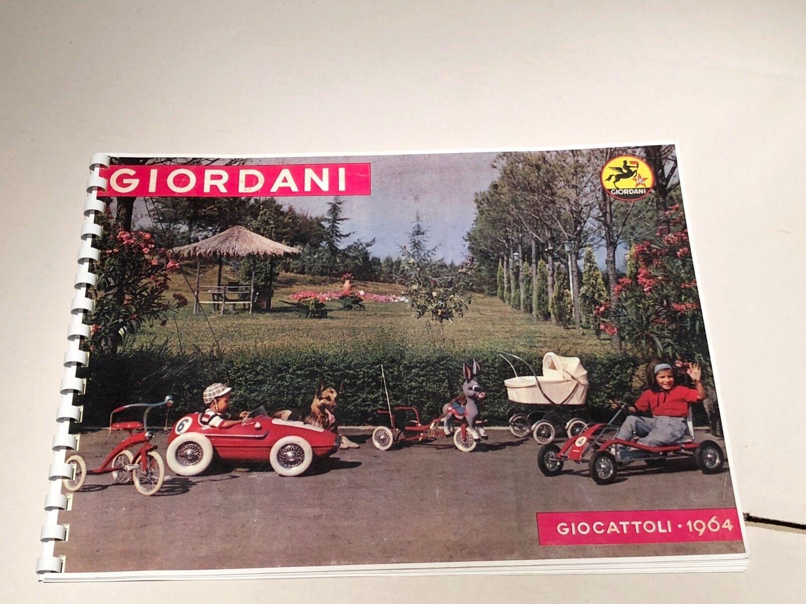 economico e di alta qualità Riproduzione Riproduzione Riproduzione del catalogo tricicli della Giordani.  trova il tuo preferito qui
