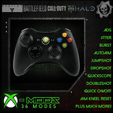 XBOX 360 RAPID FIRE CONTROLLER - BEST MOD ON EBAY!! - ALL CALL OF DUTYS inc BO3