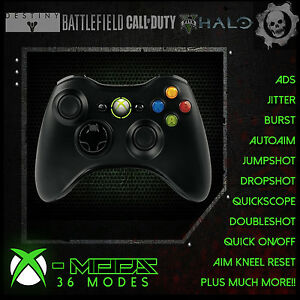 XBOX-360-RAPID-FIRE-CONTROLLER-BEST-MOD-ON-EBAY-ALL-CALL-OF-DUTYS-inc-BO3