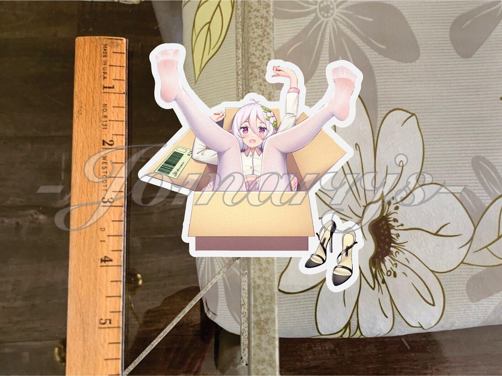 Link Custom Sticker Decal 1 husbando waifu anime Anime The Legend Of Zelda