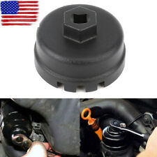 Us Oil Filter Cap Wrench Cup Socket Remover Tool 64mm 14 Flutes For Toyota Lexus
