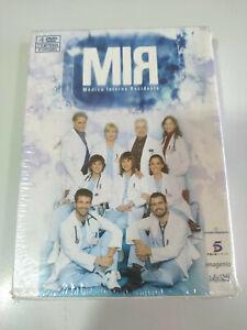 Mir Medico Interno Resident Prima Stagione 1 Completa - 4 X DVD Nuovo