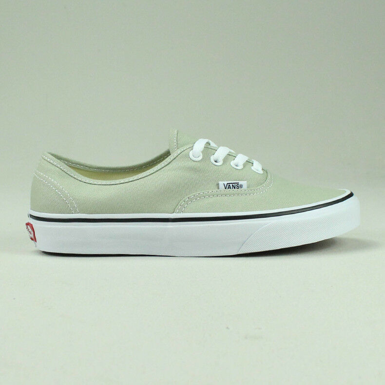 Vans Authentic box Trainers Desert Sage Brand New in box Authentic UK Größes 4,5,6,7,8,9,10,11 a46058