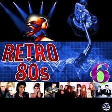 Dj Video Mix - RETRO 80s 6 - 104 Minutes Of Classics!!!!  Pop/80  WATCH SAMPLE