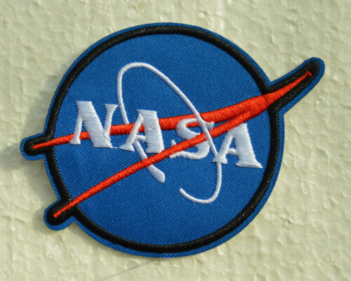 patch NASA 10//8.5cm broder et thermocollant