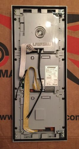 Commax 6-Apartment Building Door Camera DRC-6MB NEW
