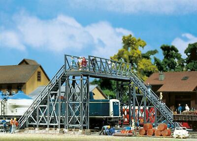 FALLER Station Footbridge Hobby Model Kit II HO Gauge 131378