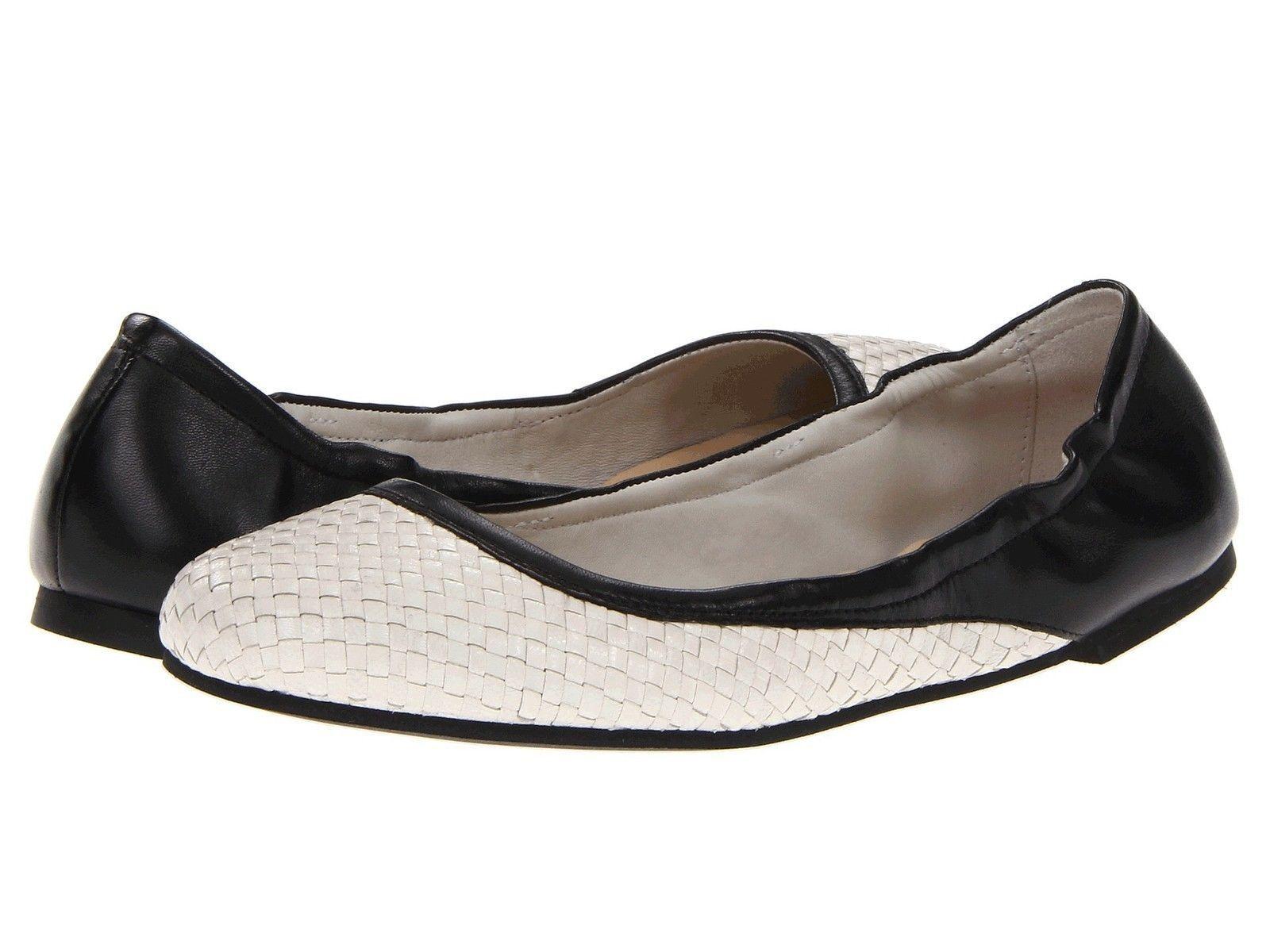 prezzi bassi di tutti i giorni  178 178 178 Cole Haan Irwin Ballet scarpe donna 8 Pavement nero NEW IN BOX  produttori fornitura diretta