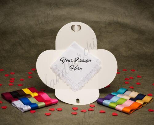 Worlds Best Dad Grandad Mum Nan Personalised Greatest Gift Handkerchief