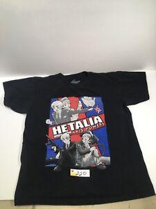 Hentalia Axis Powers X Small T Shirt 2008 Ebay