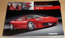 FERRARI F430,Monografia Le Granturismo,DeAgostini Edicola 2006
