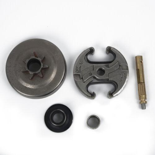 Chainsaw Oiler Clutch Drum Worm Gear Bearing For Husqvarna 340 345 350 445 450