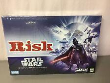 """NIB Star Wars """"Risk"""" Board Game Original Triology Edition The Saga Coll. #25R"""