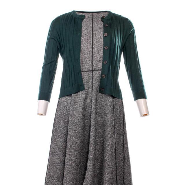 House of Cards Jane Davis Patricia Clarkson Screen Worn Sweater & Dress Ep 603