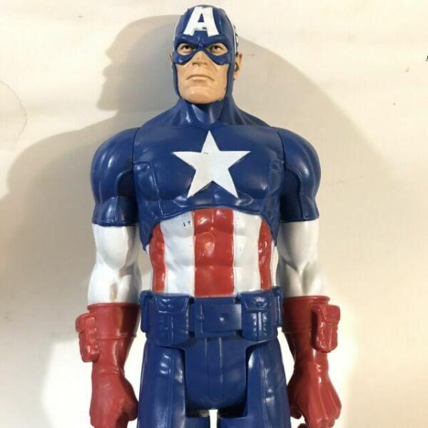 Marvel avengers Titan Hero Series 12-Inch ACTION FIGURE-Capitaine Marvel