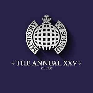 MoS-The-Annual-XXV-Ministry-Of-Sound-CD-Sent-Sameday
