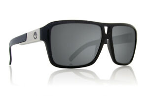 Dragon-The-Jam-Jet-Black-w-Grey-Sunglasses-Free-Express-Post