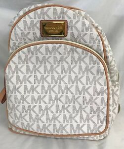Details about Michael Kors Large Jet Set Backpack/ New w/Tags