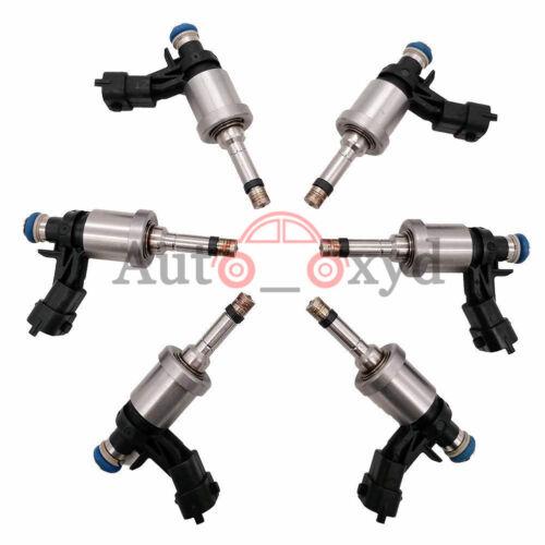 New Set of 8 Fuel Injectors For 2008-2011 GM Cars /& Trucks 12638530 12611545
