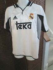 VTG Adidas Real Madrid Soccer Jersey Teka Mens Medium Football