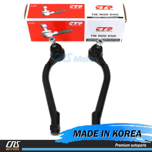 CTR Outer Tie Rod End FRONT for 14-17 Kia Forte Forte Koup Forte5 OEM 56820A7000