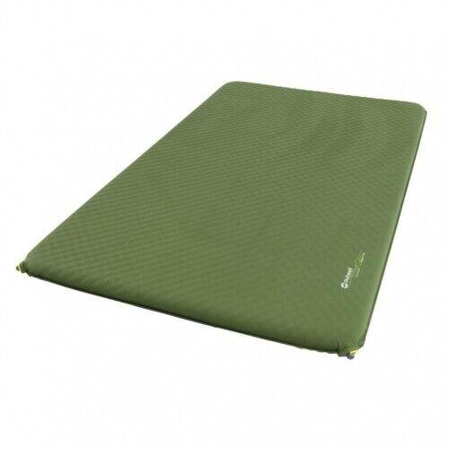 Outwell Dreamcatcher Double 7.5 cm grün Doppelmatte Matte 195 x 130 x 7,5 cm