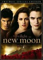 The Twilight Saga : Moon (2 Disc Set - Special Edition) Sealed
