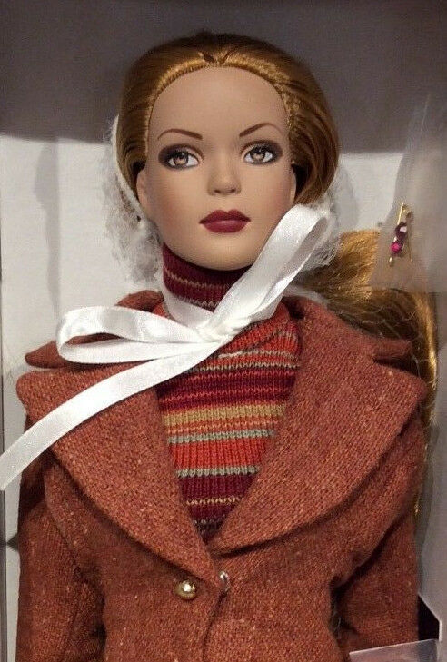 Tonner High Style Tyler Wentworth doll NRFB LE 1000 Reverie Publishing exclusive
