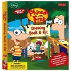 Learn to Draw Phineas and Ferb Drawing Book & Kit by Disney Storybook Artists (Mixed media product, 2012)
