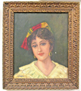 HAZLE-HOSKINS-AMERICAN-1901-1992-EARLY-IMPRESSIONIST-COUNCIL-GROVE-KANSAS