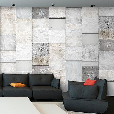Betonoptik tapete fabulous wallpaper concrete blue grey rasch deco relief online kaufen with - Wande streichen ohne rolle ...