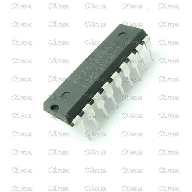10Pcs LED Display Driver IC NSC DIP-18 LM3914N-1 LM3914N-1/NOPB Best