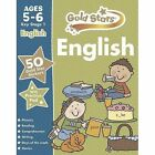 Gold Stars English Ages 5-6 Key Stage 1 by Parragon Books Ltd (Mixed media product, 2014)