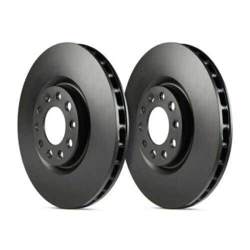 EBC Brakes Ultimax OE Style Front Brake Rotors Pair For Acura 99-08 TL