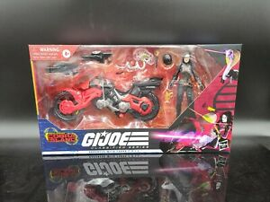 GI-Joe-Classified-Series-Baroness-Action-Figure-Cobra-C-O-I-L-Motorcycle-New