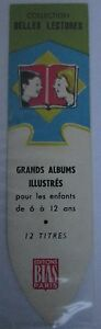 Antique-Brand-Pages-Bookmark-Advertising-Editions-Bias-Books-Children-3
