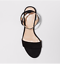 A-New-Day-Women-039-s-Winona-Open-Toe-Ankle-Strap-Dress-Sandal-with-Heel-Black thumbnail 3