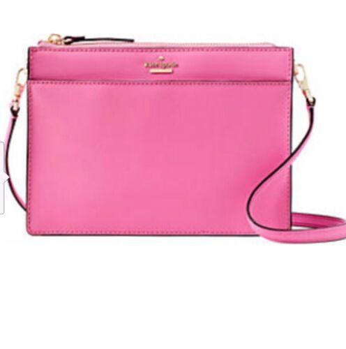 Kate Spade Cameron Street Clarise Saffiano Leather Crossbody Bag