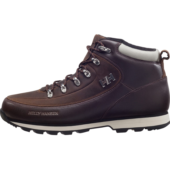 shoes HELLY HANSEN THE FOREST brown uk-8½