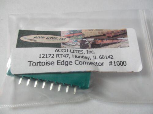 Accu-Lites Inc #1000 Tortoise Edge Connector