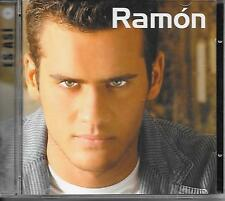 RAMON - Es asi CD Album 13TR EUROVISION 2004 SPAIN (VALE MUSIC)