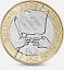 miniatura 29 - UK £ 2 MONETE 1997 - 2020 GB MONETE Due Pound