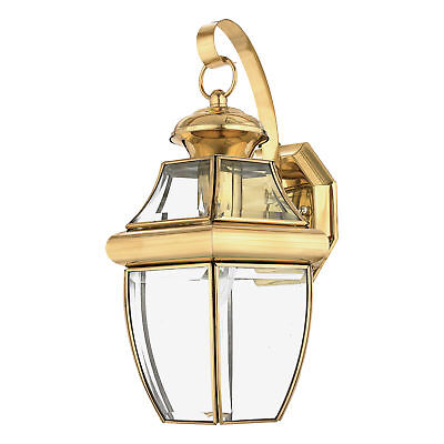 Quoizel Newbury Medium Lanterna Muro 1 X 150 W E27 220-240 V 50 Hz Ip44 Classe I-