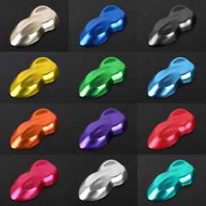 Satin-Matt-Chrome-Vinyl-Wrap-Car-Air-Bubble-Free-All-Colours-multi-Sizes