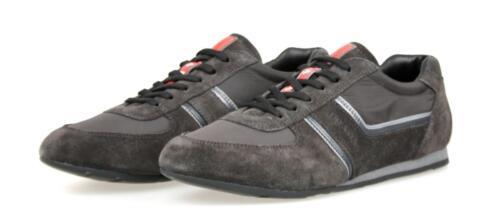 5 Antracite 40 Nuovo di 6 Nuovo Sneaker 4e2735 Scarpe lusso Prada 40 HXvSPq