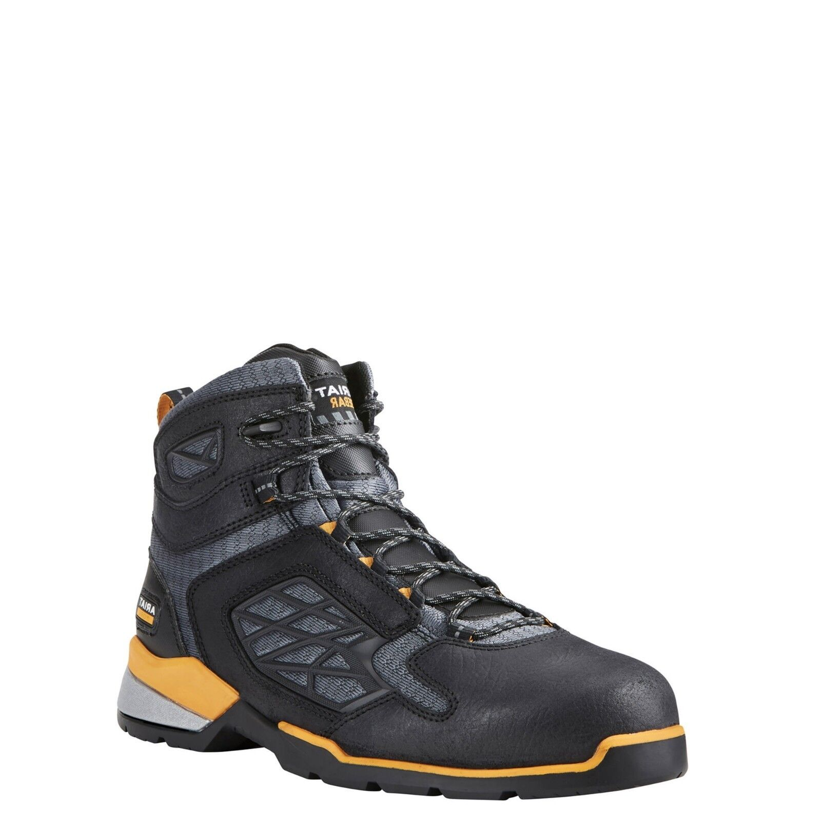 Ariat® Uomo Rebar Flex Flex Flex 6  Composite Toe Lace Up Work stivali 10021496 969eab