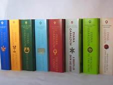 Outlander Series #1-8: Books by Diana Gabaldon (Mass Market Paperbacks 7x4)