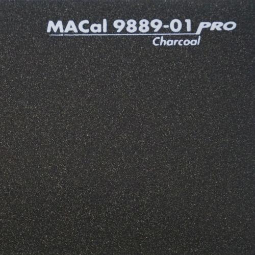 5 m 5,99 € //m PKW KFZ Folie kohlegrau glänzend 61,5 cm Autofolie