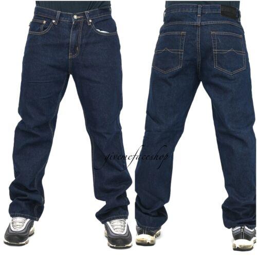 Locker Für Hiphop Star Hose Indigo Denim Herren Georgio Peviani Jeans Gerade